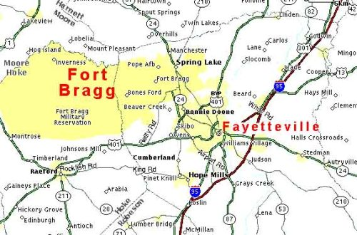 Outstanding Quality of Life in the Fort Bragg Area! |   Pinehurst